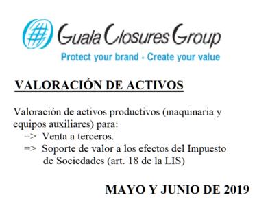 Guala Valoracion Activos