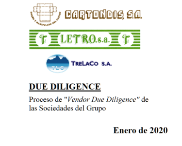 Letro Due Diligence